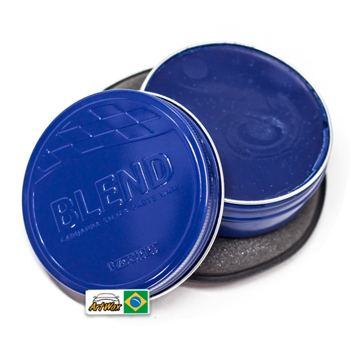 Vonixx Blend Black Edition - Cera Protetora de Carnaúba 100g