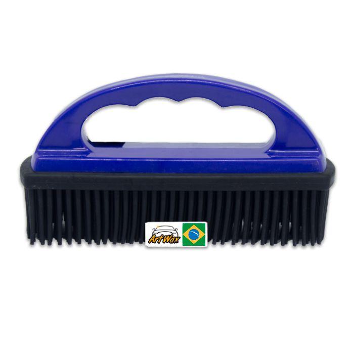 Vonixx Escova de Silicone para Remoção de Pelos