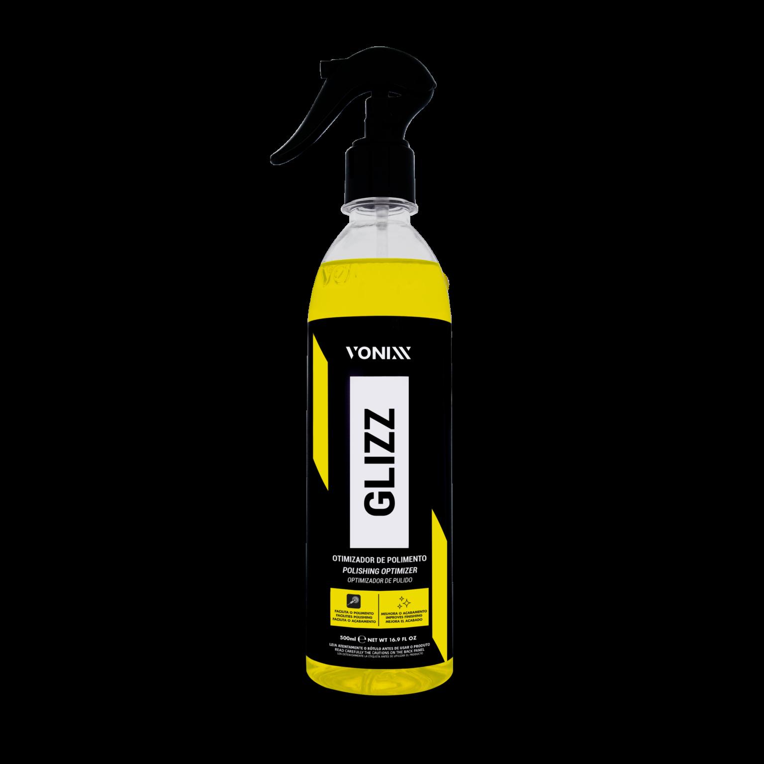Vonixx Glizz 500ml - Otimizador Lubrificante Para Polimento