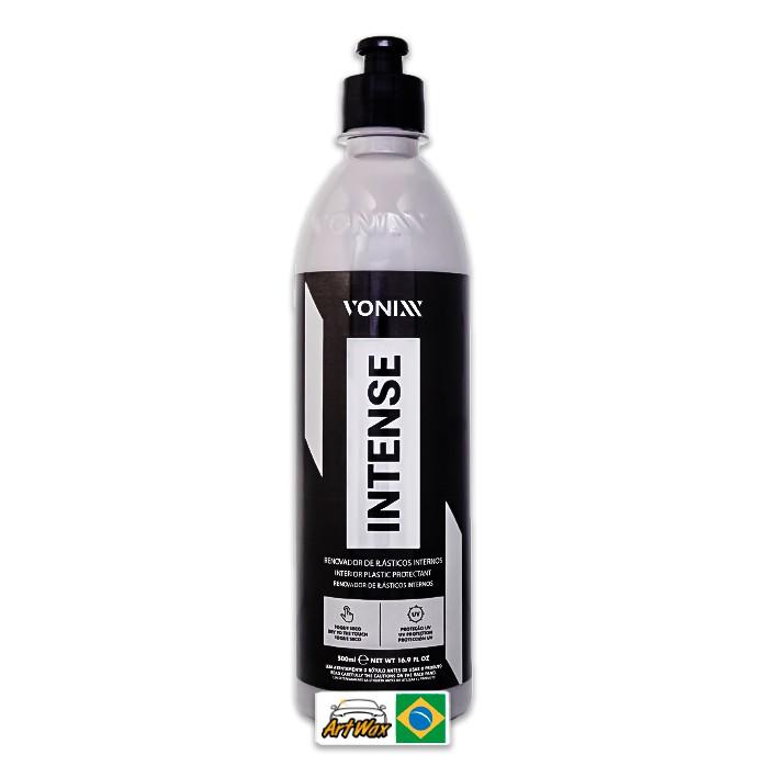 Vonixx Intense 500ml - Renovador de Plásticos Internos com Proteção UV