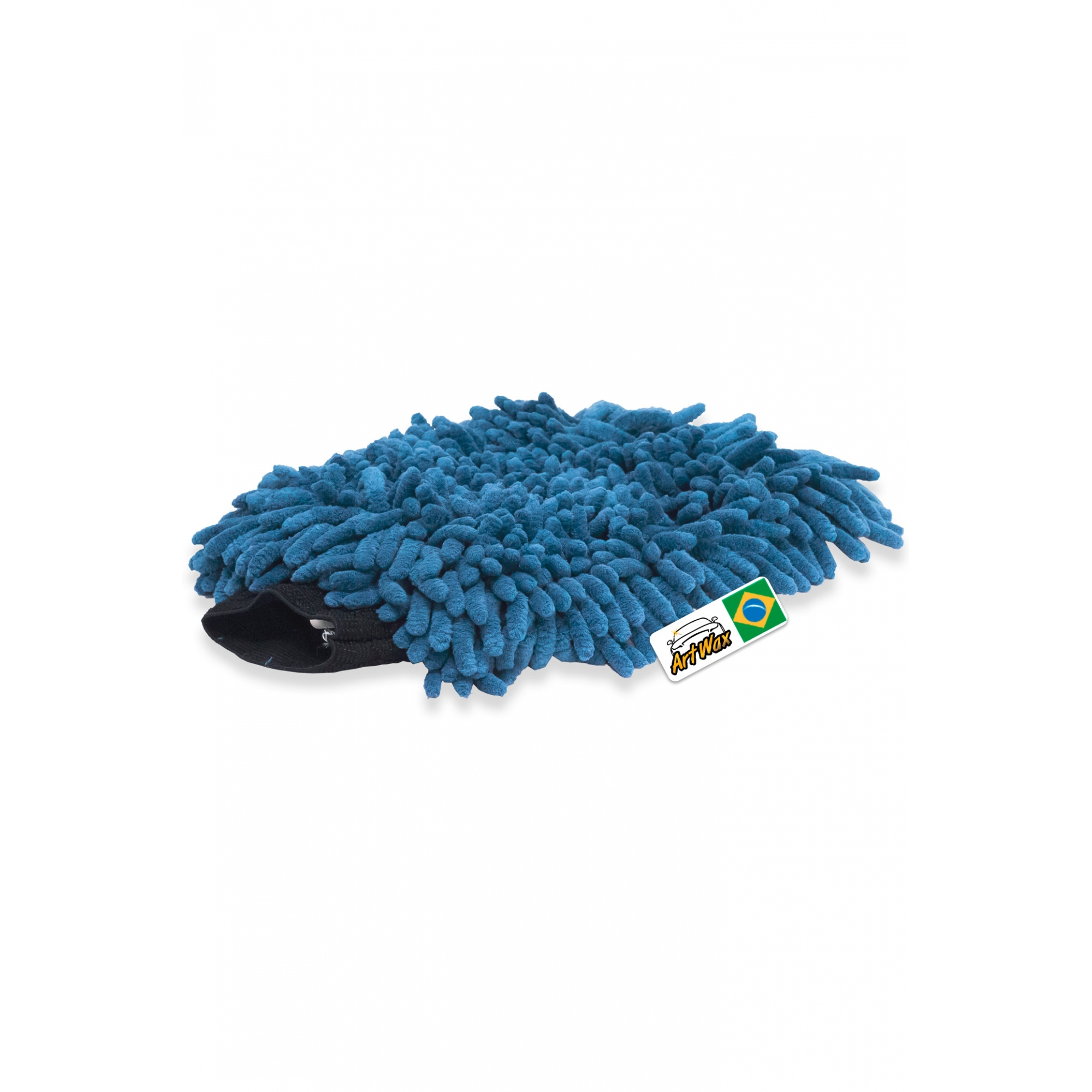 Vonixx Luva de Microfibra Dupla Ação 105gsm 25x16cm - Remove Cera e Insetos