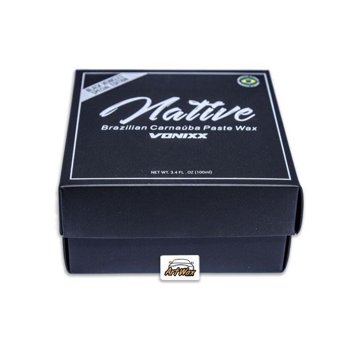 Vonixx Native Brazilian Black Edition Cera de Carnaúba 100g