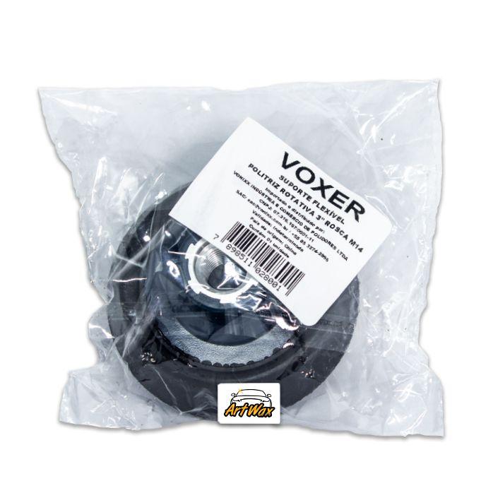 """Vonixx Suporte Flexível Rotativa 3"""" Voxer - Rosca M14"""