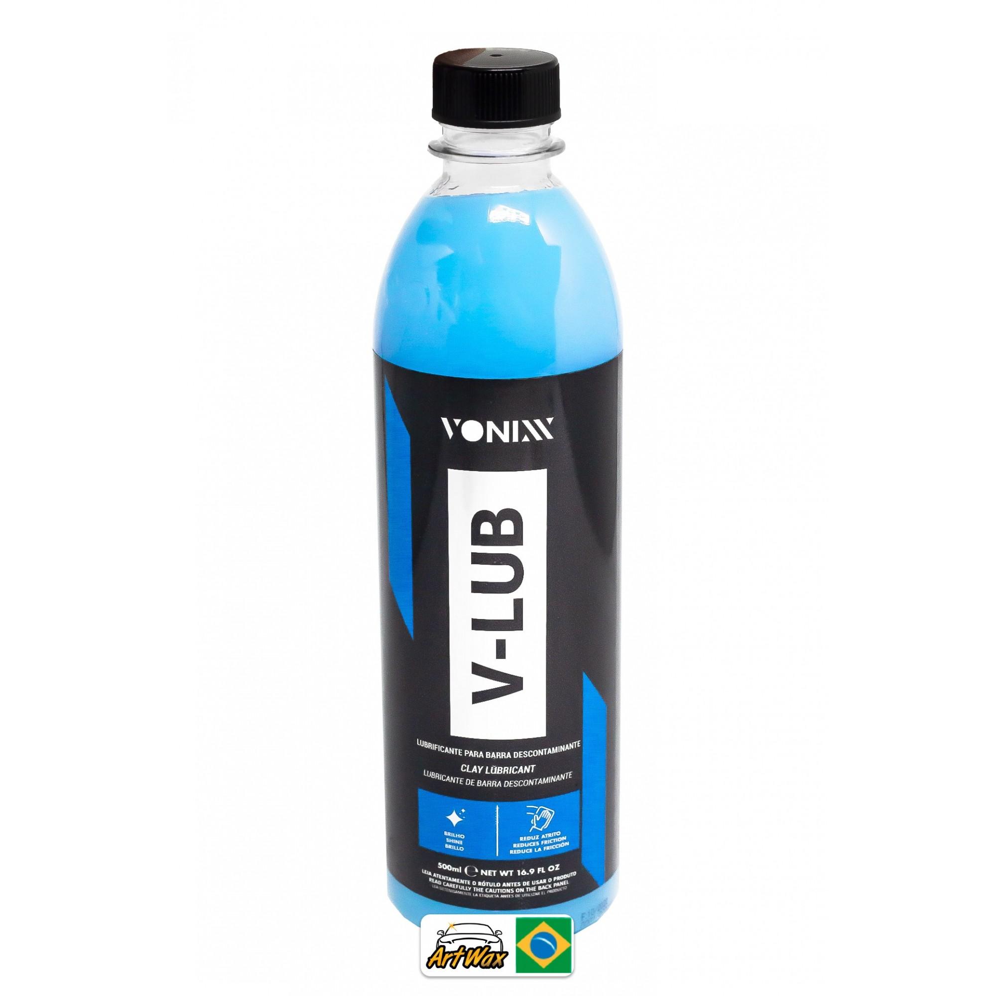 Vonixx V-Lub Lubrificante Para Barra Descontaminante 500ml (Sem Gatilho)