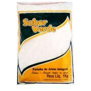 Farinha de ARROZ Integral 1 KG- Sabor Verde