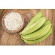 Farinha de  Banana Verde 1 KG Sabor Verde