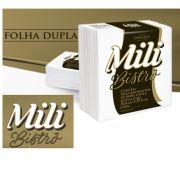 Guardanapo  Mili Bistro - Folha Dupla - 30x29,5 cm - 1 pacote com 50 unidades