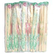 Hashi Bambu Descartável, 3 Pacotes C/100 Pares (total: 300 Pares)