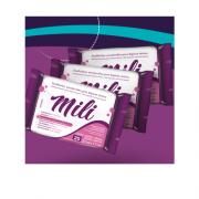 Lenco umedecido de Higiene Intima - Mili - 5 Pacotes  (total: 100 unidades)