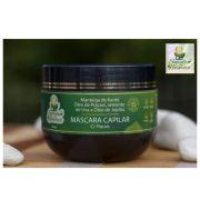 Mascara Capilar com Florais  Vegana - 250 gr. Segredos da Natureza