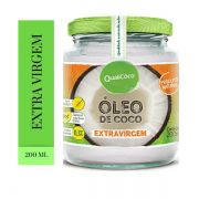 Oleo de Coco Extra Virgem200 ml- Qualicoco