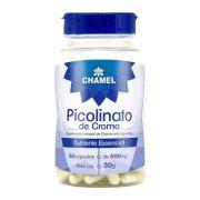 Picolinato de Cromo  Chamel  60  Cápsulas de 550mg