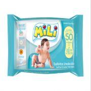 Toalha Umedecida -(INFANTIL)  1 Pacotes C/ 50 Unidades