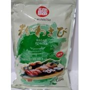 Wasabi Em Pó-5 Pacotes de 1kg cada (total=5kg)-Fukumatsu- Raiz Forte