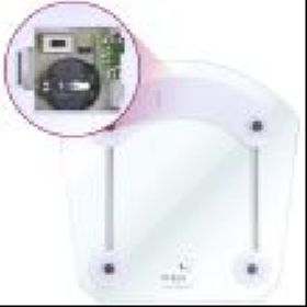 Balanca Digital de Vidro ATE 180KGS - BD-180