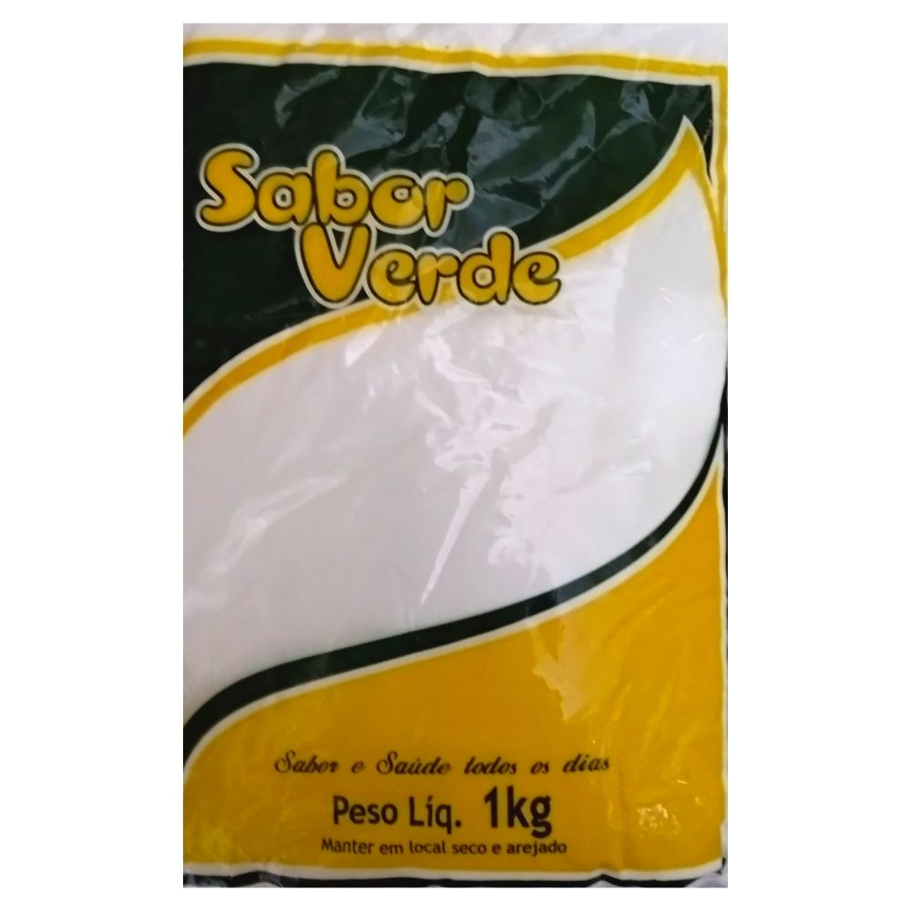 Bicarbonato de Amonio - Sal Amoniaco- 3 kg Sabor Verde
