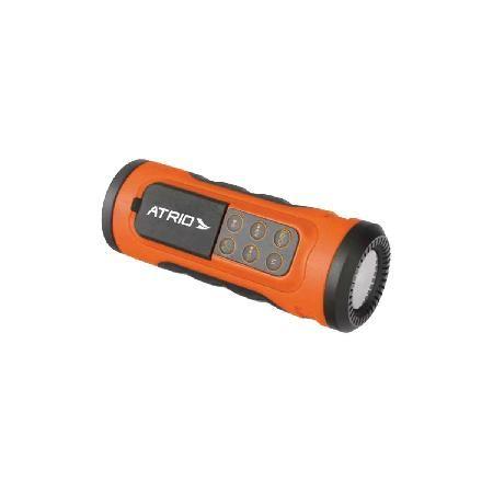 Caixa de Som para Bike 3W BLUETOOTH/FM/SD, com Lanterna 75 Lumens Atrio BI085