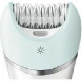 Depilador Recarregavel Satinelle Advanced BRE610/00 BRANCO/VERDE Philips