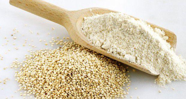 Farinha de Quinoa - 1 Kg - Sabor Verde