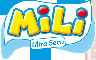 Fralda descartável Mili Ultra Seca - Tamanho RN- Diurno - 4 Pacotes c/ 18 fraldas (total = 72 fraldas)