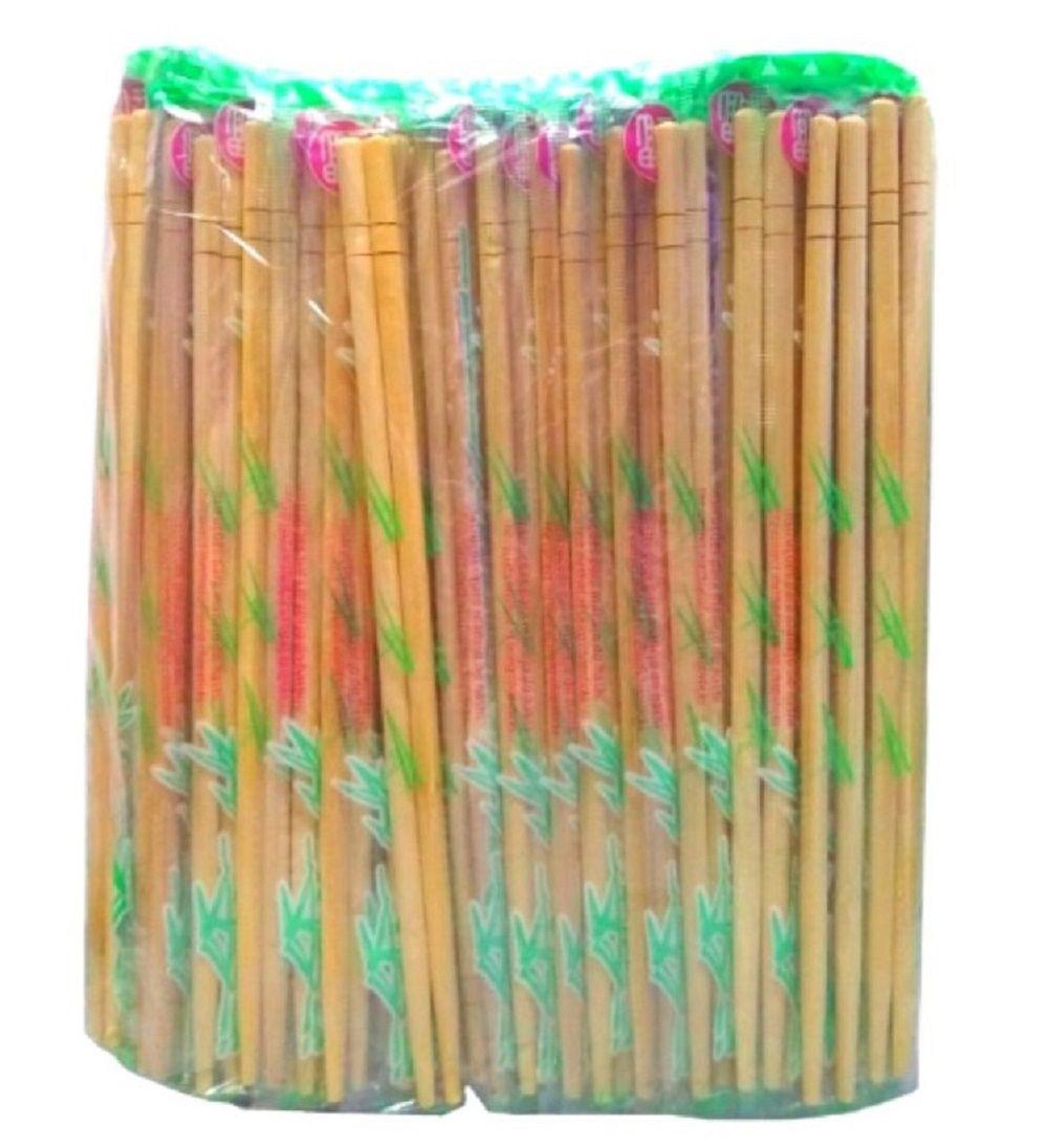 Hashi Bambu Descartável, 1 Pacotes C/50 Pares