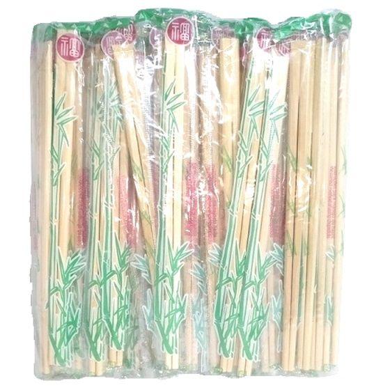 Hashi de Bambu - Pacote c/ 100 unidades- Waribashi