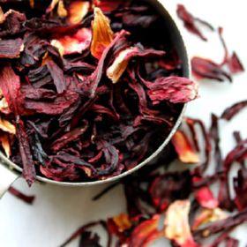 Hibisco FLOR (hibiscus Sabdariffa) - 4 KG - Sabor Verde
