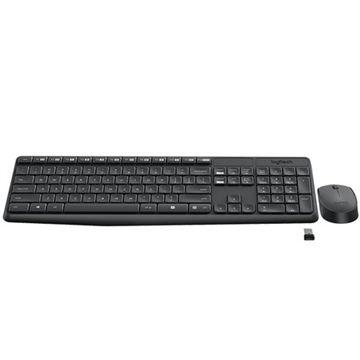 Kit TECLADO/MOUSE Wireless MK235