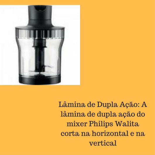 Mixer com Copo 400W 110V RI1366/05 Preto Philips Walita