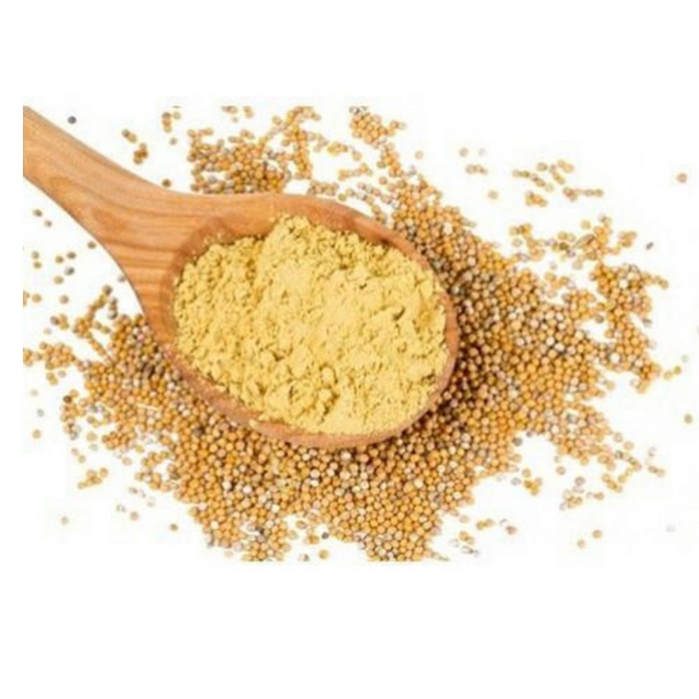 Mostarda em Pó Amarela 1,1kg  - Sabor Verde