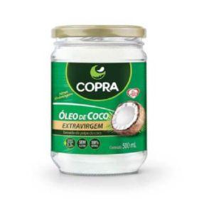 Oleo de Coco EXTRA Virgem 500 ML Copra