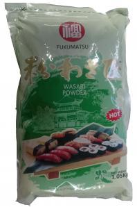 Wasabi em Pó 2kg Raiz Forte Importado Especial P/Sashimi