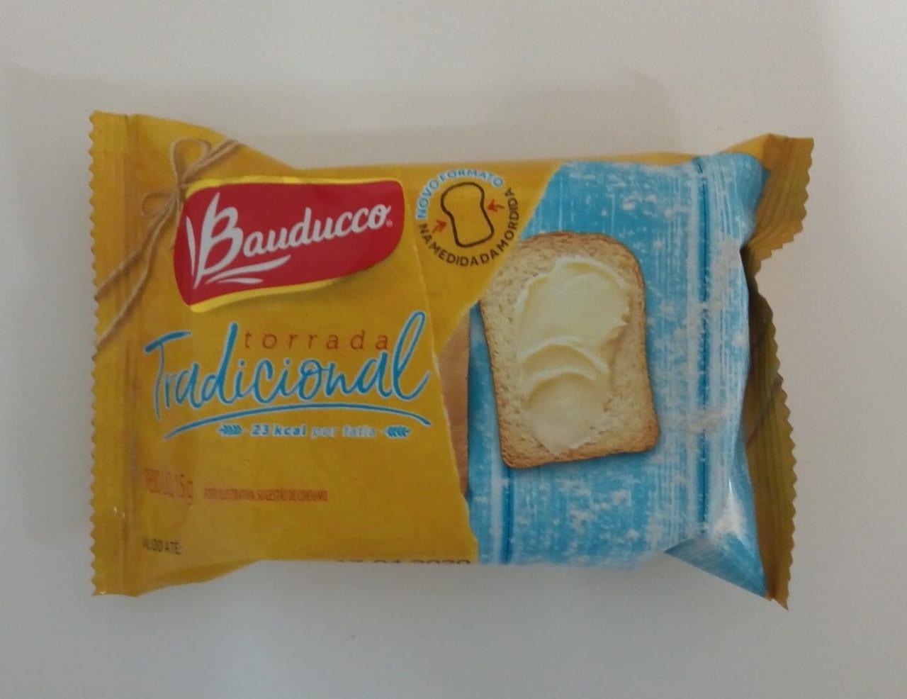CAIXA DE TORRADA BAUDUCCO