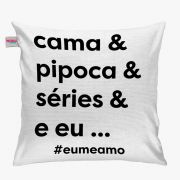 Almofada #eumeamo Luara