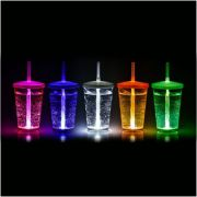 Copo Euphoria 700ml, com LED Multicolor  (10 unidades)