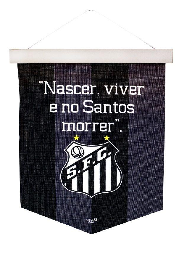 Bandeirola Santos Uatt