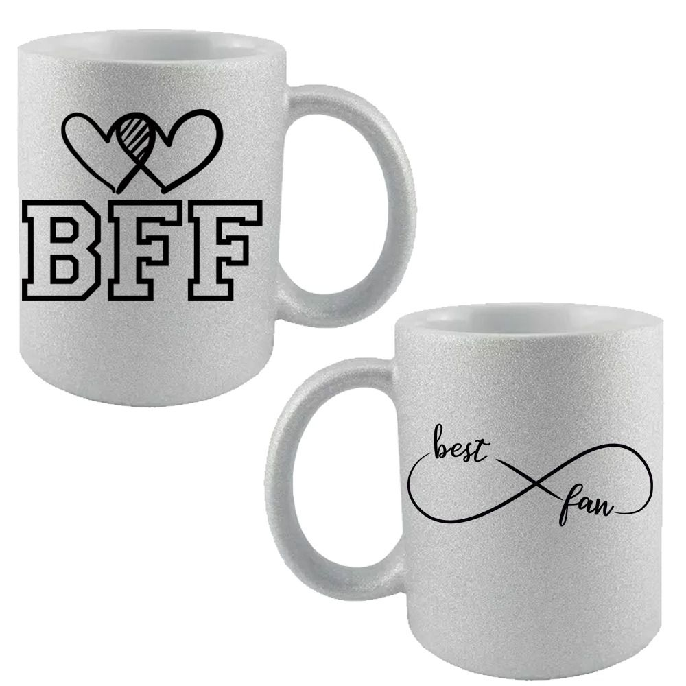Caneca Best Fan Forever Luara