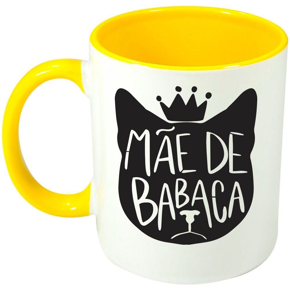 Caneca Mãe de Babaca
