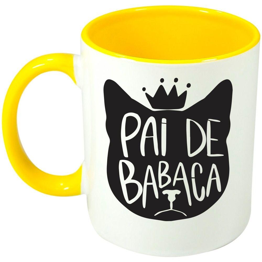 Caneca Pai de Babaca