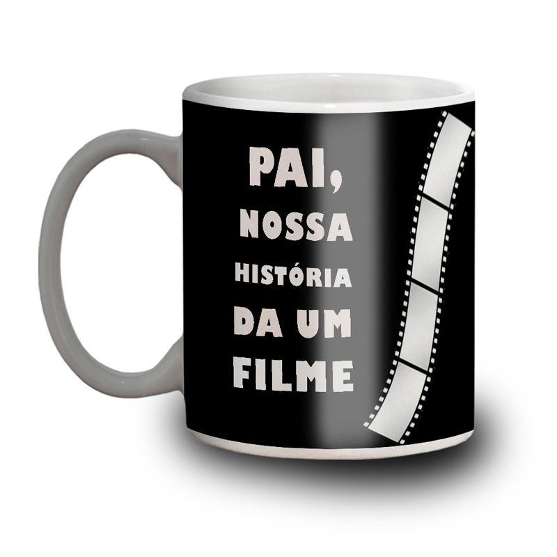 Caneca Pai Filme