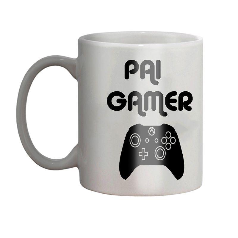 Caneca Pai Gamer