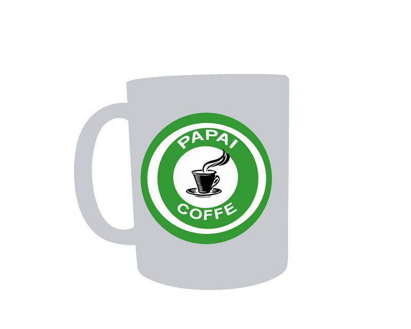 Caneca Papai Caffe