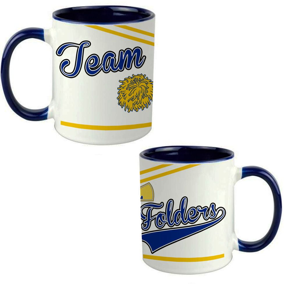 Caneca Team Folders Luara