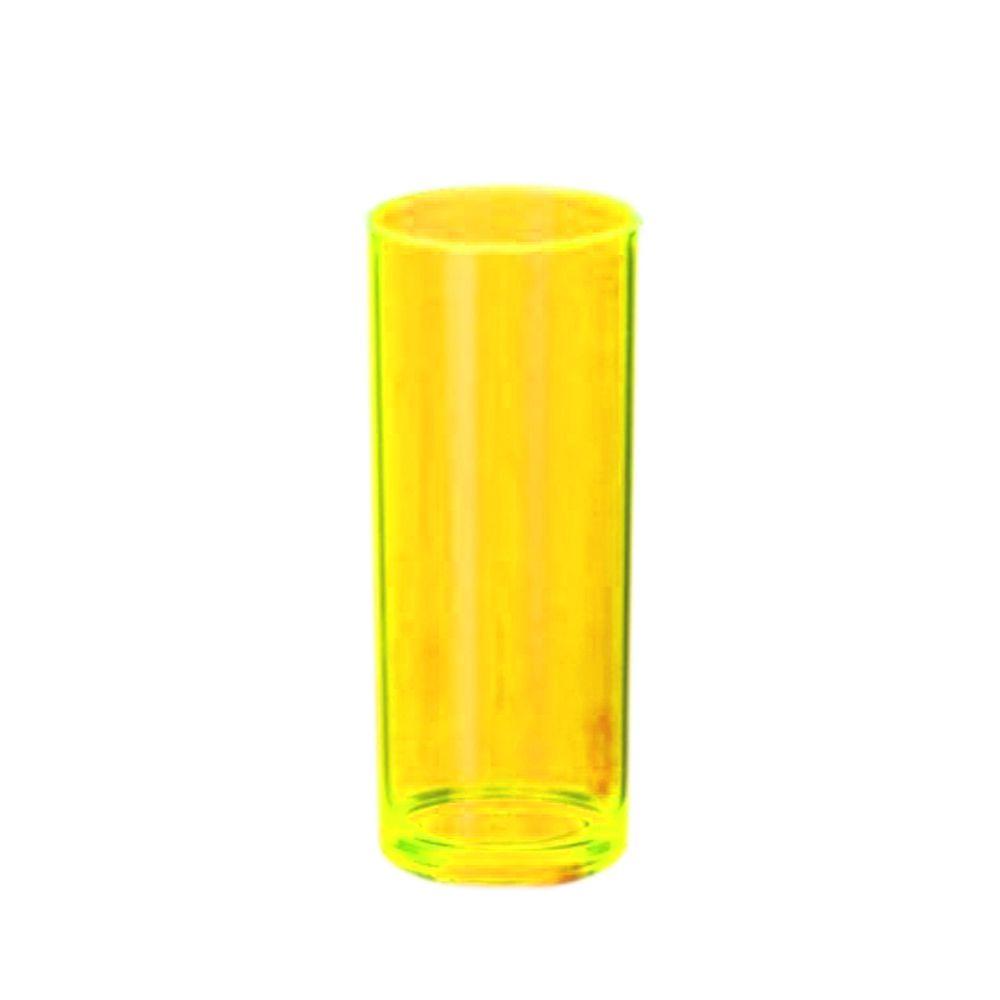 Copo Long Drink Neon Acrílico