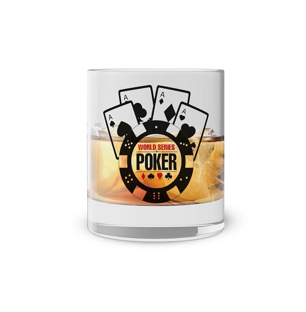 Copo Whisky Poker WS