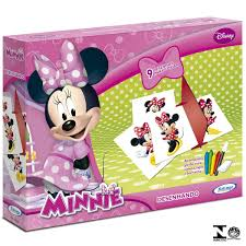 Desenhando Minnie Disney Xalingo