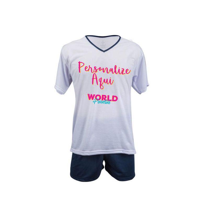 Pijama Personalizado Masculino
