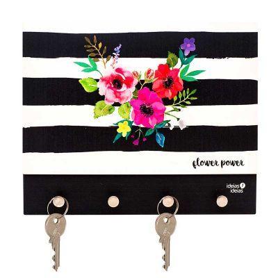 Porta Chave Flower ideias Ideias