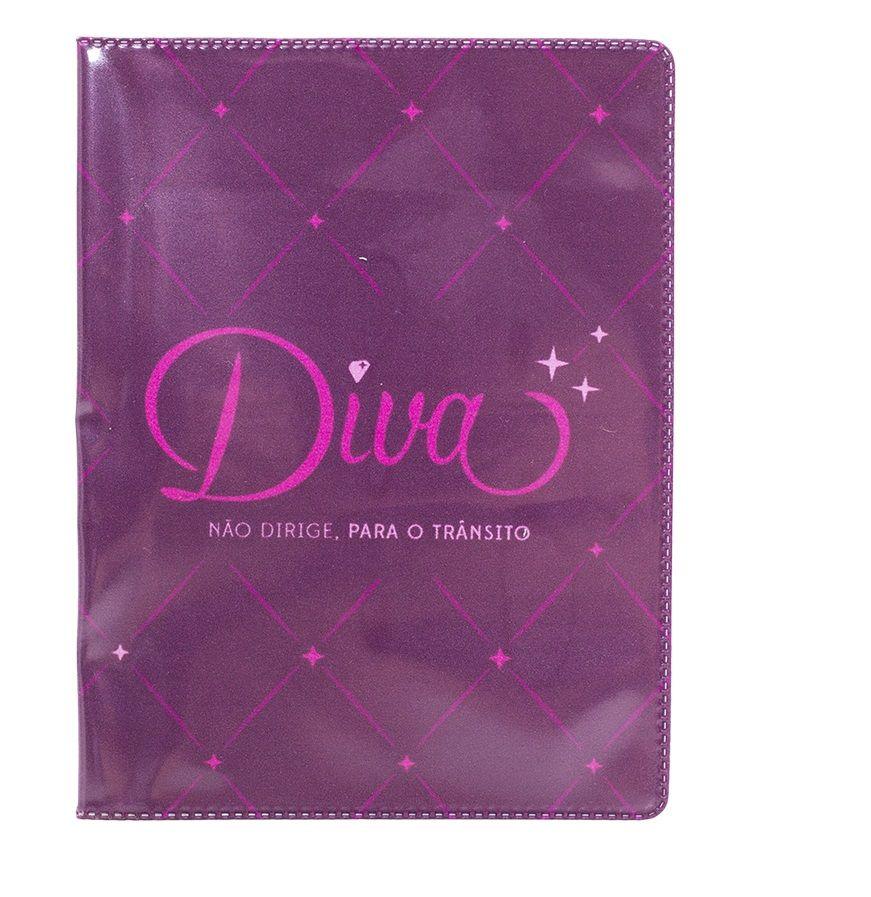 Porta Documentos PVC Diva  Uatt