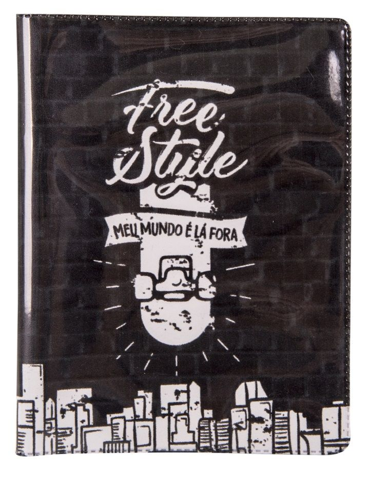 Porta Documentos PVC Free Style Uatt
